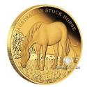 5 Unzen Gold Australian Stock Horse 2017