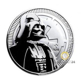 1 Unze Silber Darth Vader 2017