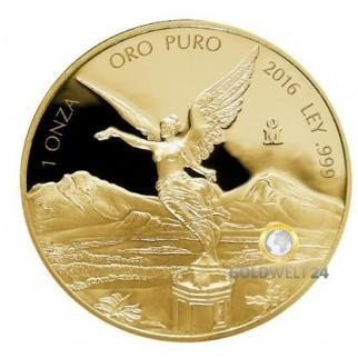 1 Unze Gold Libertad div.