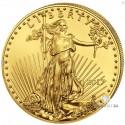 1/2 Unze Gold American Eagle div.