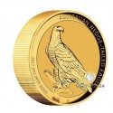 5 Unzen Gold Wedge Tailed Eagle 2017 High Relief PP