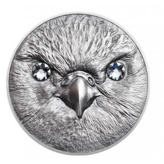 1 Unze Silber Sakerfalke