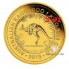 1 Unze Gold Känguru Nugget 2015