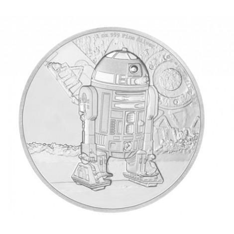 1 Unze 2 NZD R2-D2 2016