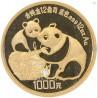 100g Gold China Panda 2018 PP (inkl. Box und Zertifikat)