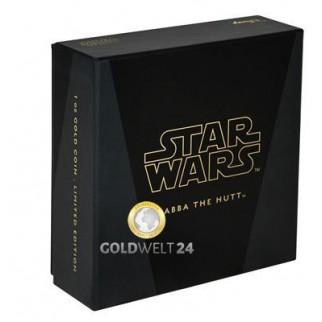 1 Unze Gold Jabba the Hutt