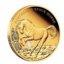 5 Unzen Gold Australian Stock Horse 2018