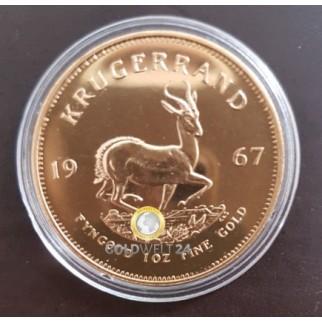 1 Unze Gold Krügerrand 1967 Pl