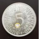 Gedenkmünzen 5DM div. Jahrgänge