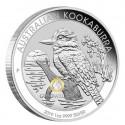 1 Unze Silber Australien Kookaburra 2019