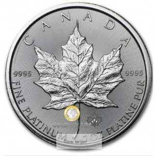 Platin Maple Leaf div.