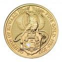 1 Unze Gold Queens Griffin of Edward III. 2017