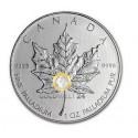 Palladium Maple Leaf 1 Unze div.