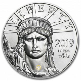 Platin American Eagle 1 Unze 2019
