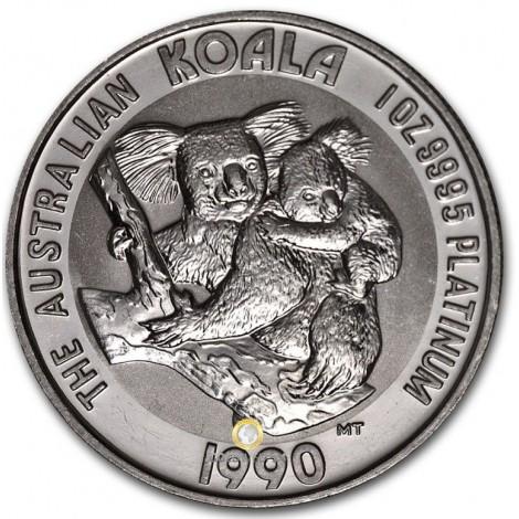 Platin Koala 1 Unze div.