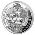 1 Unze Silber Nautical Ounce Victoria 2019 PP