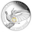 1 Unze Silber Birds of Paradise 2019 PP