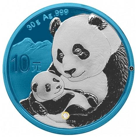 30g Silber China Panda 2019