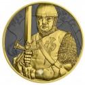 1 Unze Silber 825th Anniversary Leopold Golden Ring 2019