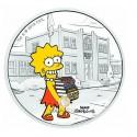 1 Unze Silber Lisa Simpson 2019 PP