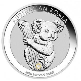 1 Unze Silber Australien Kookaburra 2016