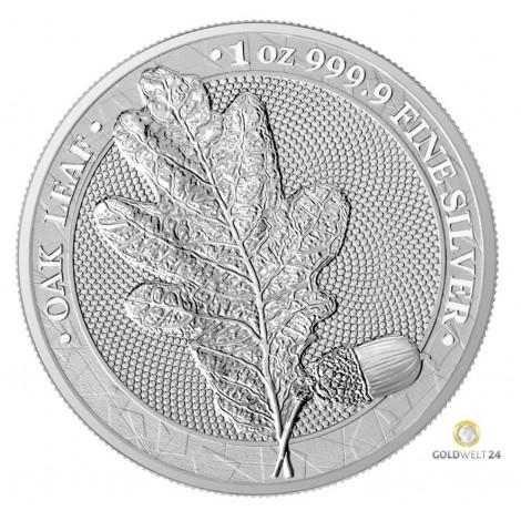 1 Unze SilberOak Leaf 2019