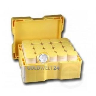 500*1 Unze Silber Maple Leaf 2021 (Masterbox Maple Leaf)