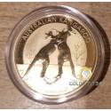 1 Unze Gold Känguru Nugget 2010