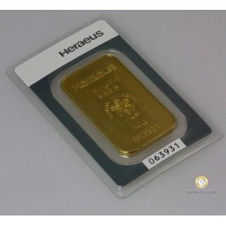 50g Goldbarren diverse