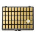 50 x 1 Gramm Goldbarren UnityBar (H&M)