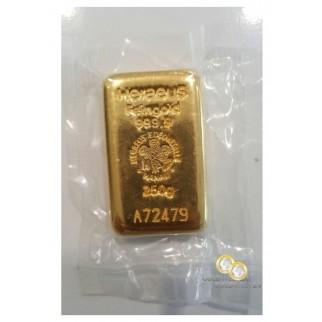 250g Goldbarren diverse Hersteller