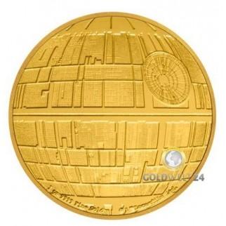 1 Unze Gold Star Wars Todesstern 2020