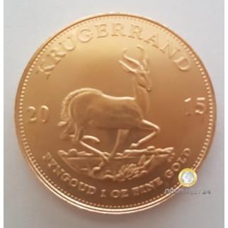 1 Unze Gold Krügerrand 2015