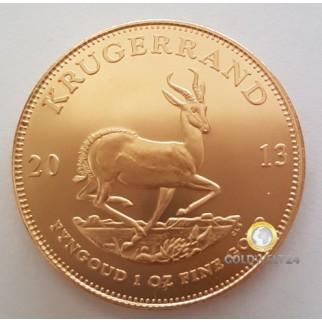 1 Unze Gold Krügerrand 2013