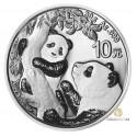 30g Silber China Panda 2021