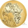 1 Unze Gold African Ounce Okapi 2021