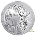 1 Unze Silber African Ounce Okapi 2021