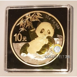 30g Silber China Golden Ring 2020