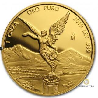 1 Unze Gold Libertad 2019 PP