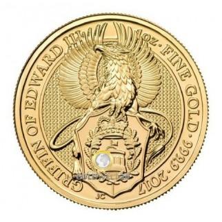 1 Unze Gold Queens div.