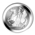 1 Unze Pegasus Göttin Athene 2017