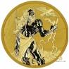 1 Unze Gold Double Pixiu 2021