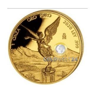 1 Unze Gold Libertad 2020 PP