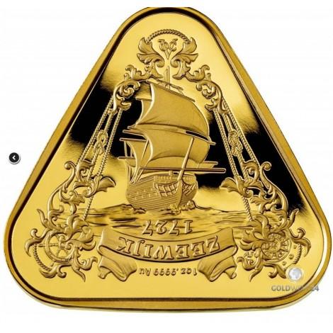 1 Unze Gold TRIANGULAR ZEEWIJK 2021