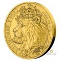 5 Unzen Gold Löwe 2021