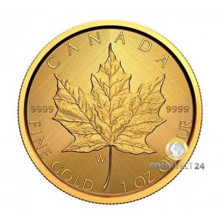1 Unze Gold Maple Leaf 2021