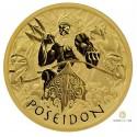 1 Unze Gold Poseidon