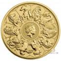 1 Unze Gold Queens Beasts Collecion 2021