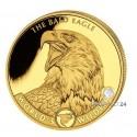 1/10 oz - 1 oz Gold Bald Eagle Prestige Set 2021 PP