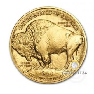 1 Unze Gold American Buffalo